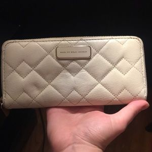 Cream Marc by Marc Jacobs wallet